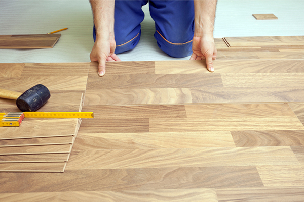 Whether its a major repair, a simple maintenance item, or just a demo on how to care for your new floor, We have you covered!